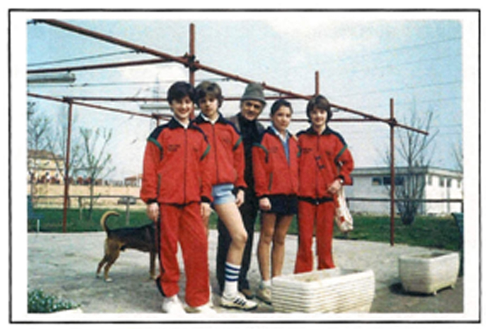 Come eravamo Polisportiva Pontelungo Bologna storia