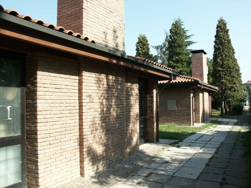 Impianti tennis Polisportiva Pontelungo Bologna