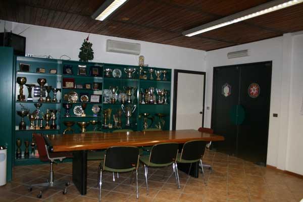 sala centro sociale Impianti Sportivi tennis beach volley Polisportiva Pontelungo Bologna