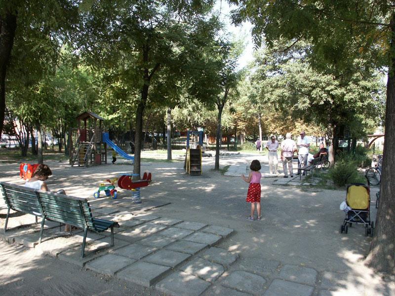 Polisportiva Pontelungo parco esterno bologna