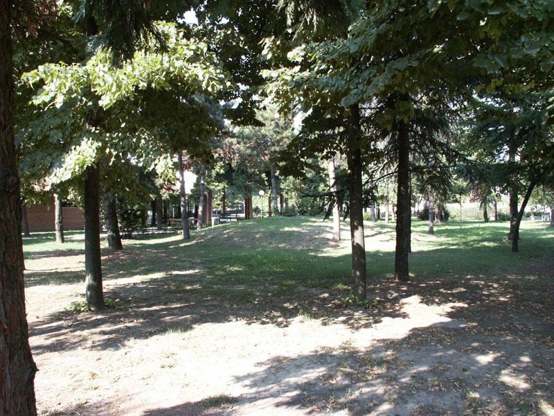 Parco Orlando Sirola Come eravamo Polisportiva Pontelungo Bologna storia