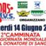 Polisportiva Pontelungo Bologna giornata mondiale del donatore di sangue