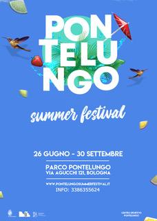 26 giugno: Inaugurazione del Pontelungo Summer Festival