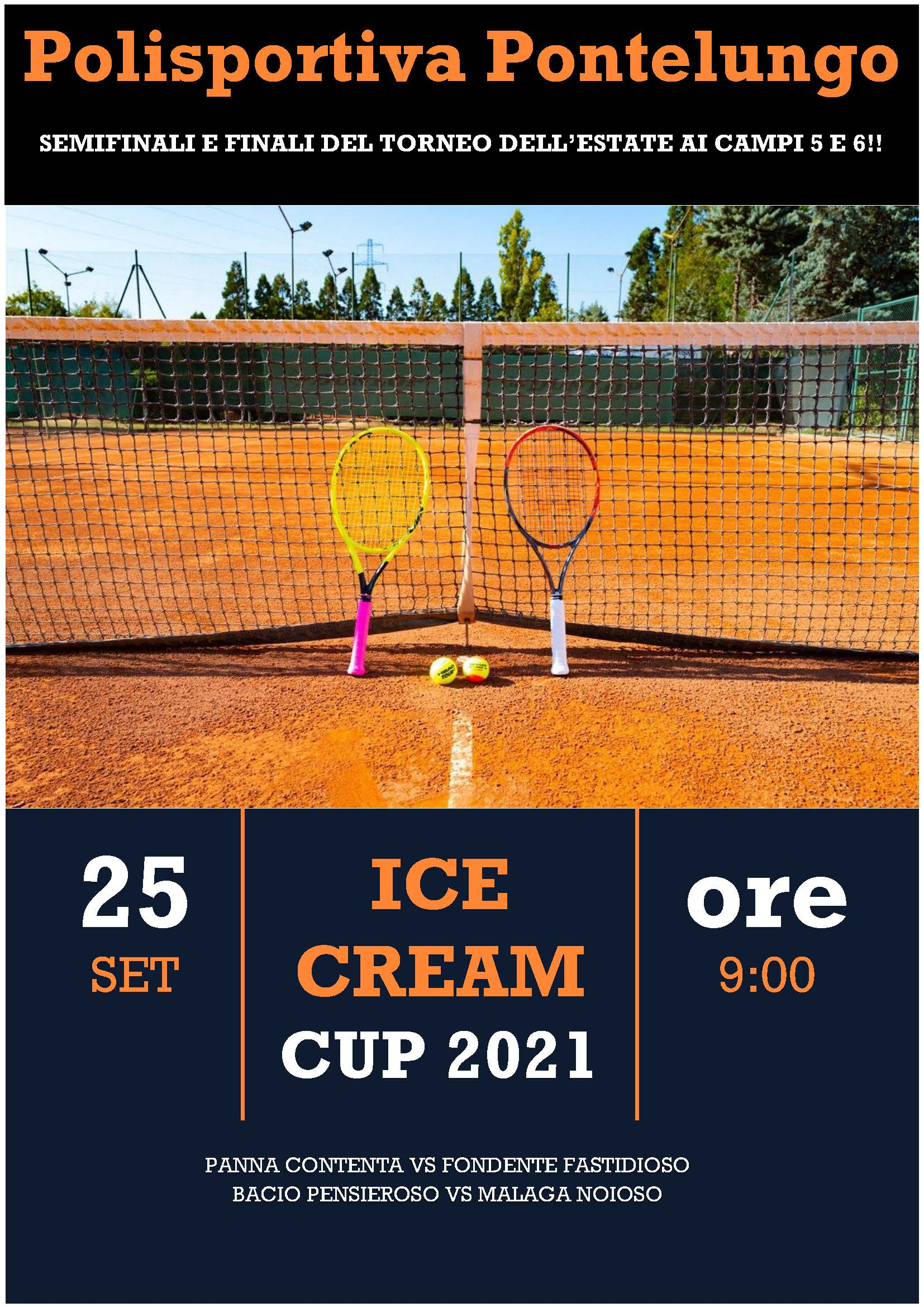 ICE CREAM CUP 2021